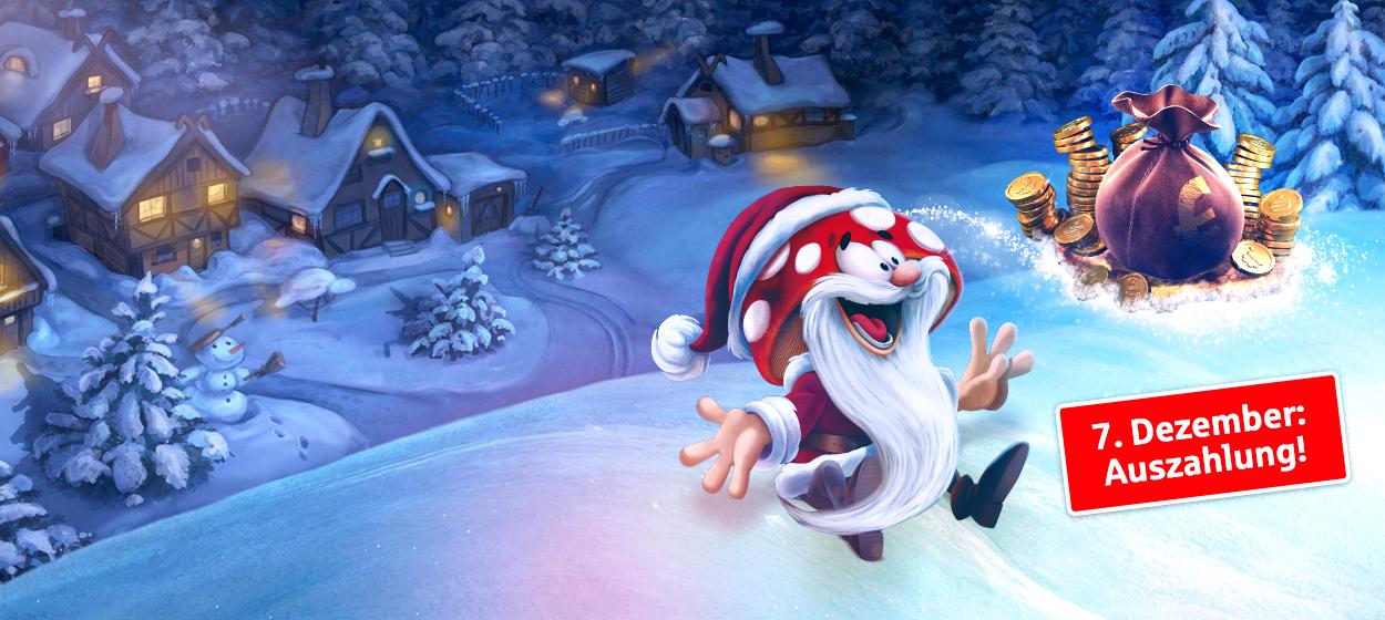 Frühe Weihnachten!